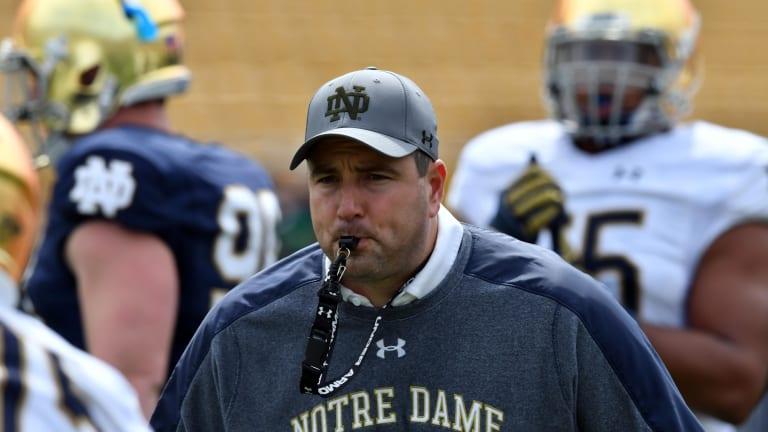Defensive Line Has Become A Major Strength For Notre Dame