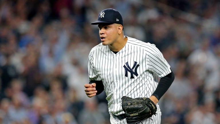 How Dellin Betances' Departure Impacts the Yankees Bullpen