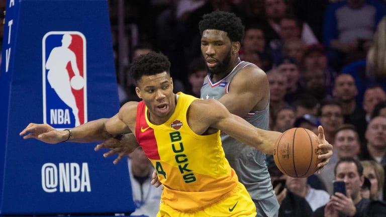 76ers' Brett Brown Analyzes 'NBA Royalty' Milwaukee Bucks