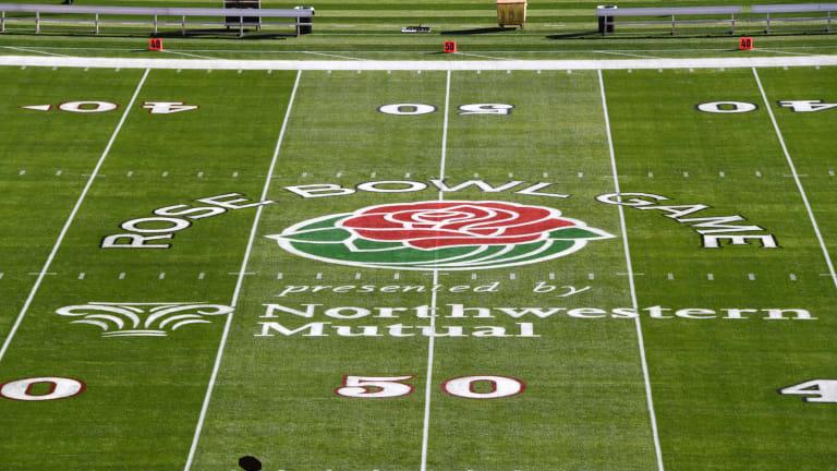 Rose Bowl Recall: Bradie Ewing