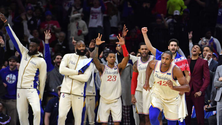 76ers Seem Less Likely to Make a Big Splash in Trade Market in 2019