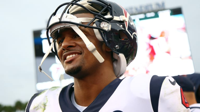 Texans Deshaun Watson Knows His Game Always Needs Improvement