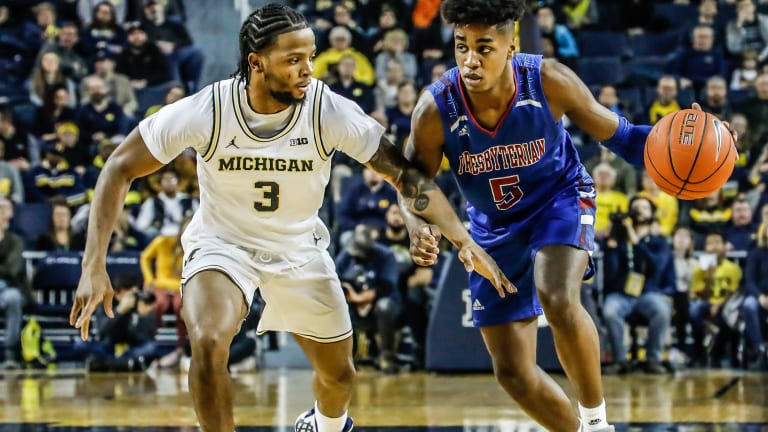 Talking Points: Michigan Basketball Pre- & Post-Op Of A Much Needed Win Over The Blue Hose