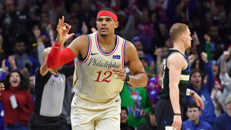 First Christmas Game for Tobias Harris, Josh Richardson Lived up to the Hype