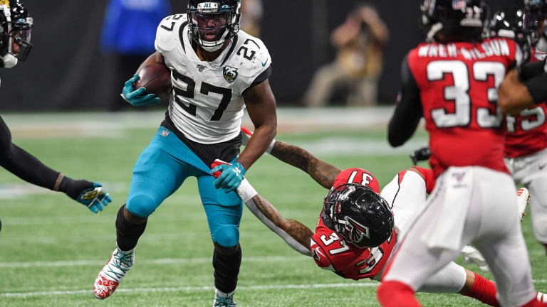 Jaguars RB Leonard Fournette One Game Away From First Completely Healthy NFL Season