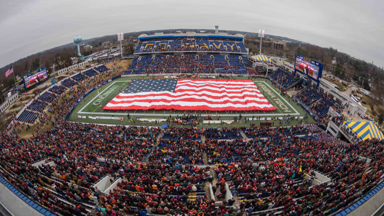 More Than a Game: Military Bowl Has Plenty to Offer Off the Field