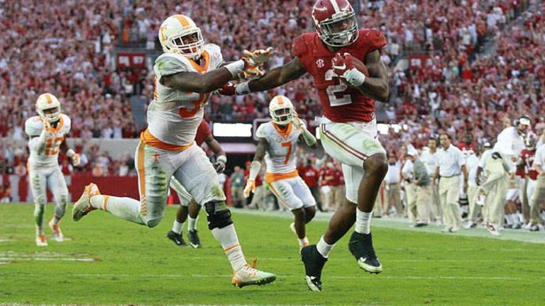 Derrick Henry the BamaCentral Pro Athlete of the Week