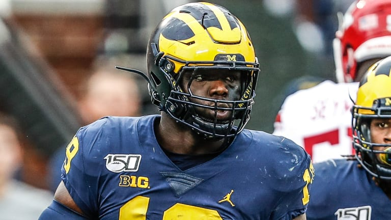 Kwity Paye Announces Plans To Return To Michigan