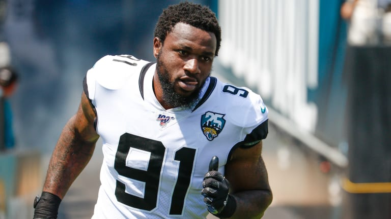Jaguars HC Doug Marrone Gushes Over Yannick Ngakoue Before Week 17: 'He Is 100 Miles per Hour Working to Get Better Every Day'
