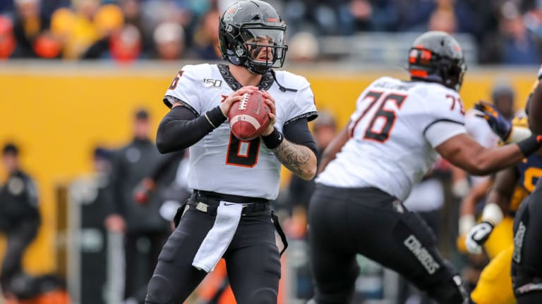 Aggies Prepping for Multiple Quarterbacks in Oklahoma State Offense