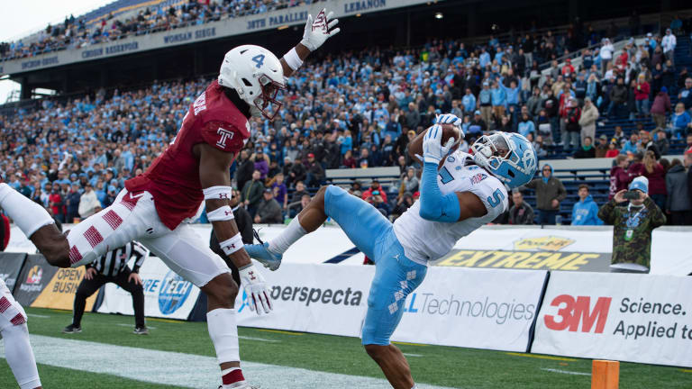 UNC Expected to Have 10 Offensive Starters Back for 2020: 'It's getting dangerous'