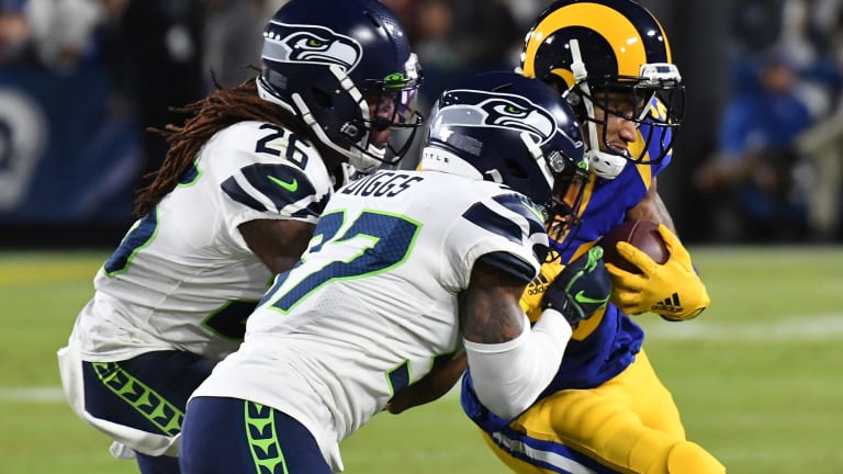 Jadeveon Clowney, Shaquill Griffin Good to Go for Seahawks in Week 17