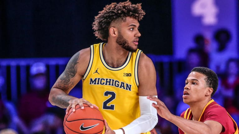 Talking Points: Michigan Basketball Pre & Post-Op Of A Quiet Win To End 2019 For Liver-less Wolverines