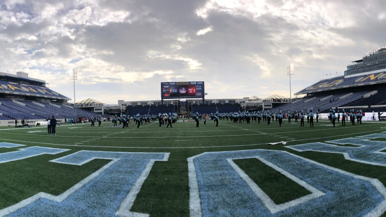 Military Bowl Live Blog/Open Thread: Carolina vs. Temple