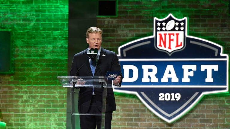 NFL Draft & Week 17: Four Teams Could End Up At No. 2