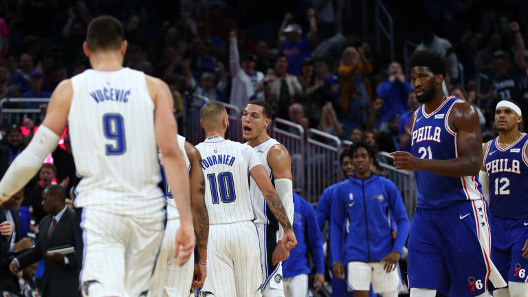 Philadelphia 76ers Follow Up Monster Win With a Dud Against Orlando Magic
