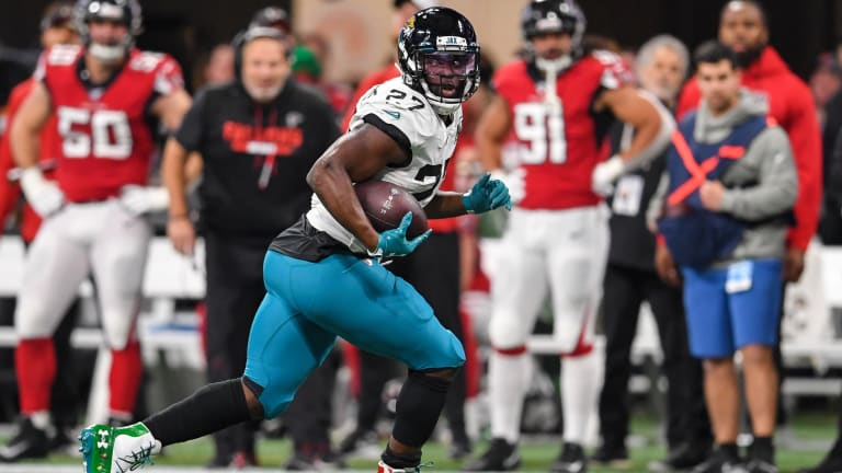 Jaguars RB Leonard Fournette Doubtful Sunday With Illness but Says That He Won't Play