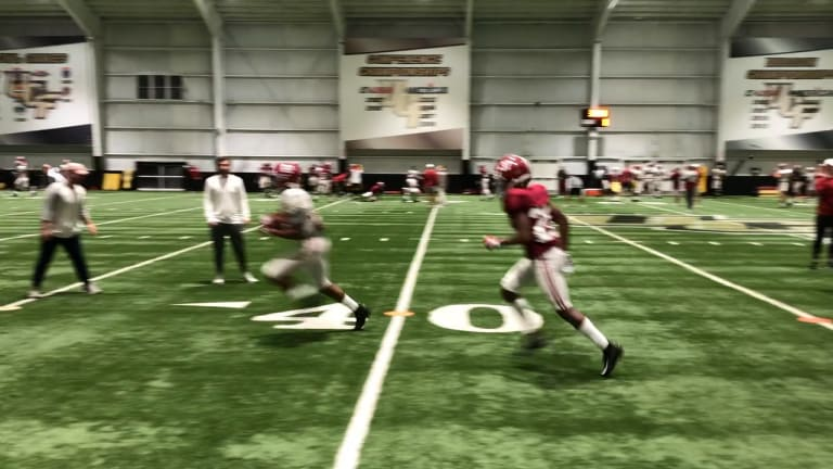 Alabama moves Citrus Bowl practice to UCF