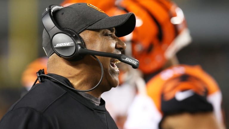 Marvin Lewis a Top Candidate for the Redskins?