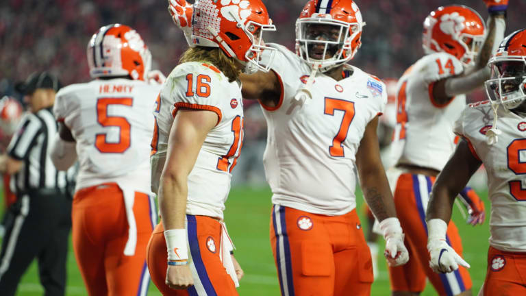 Beignet Bound: Tigers are headed to the National Championship
