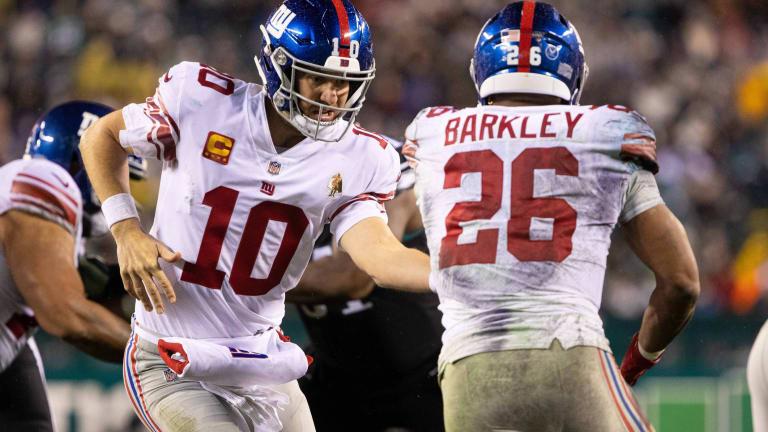 Giants - Eagles Week 17: Fantasy Perspective