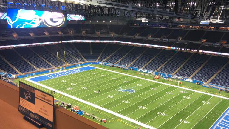 GAMEDAY Open Thread/Live Blog: Lions Take on Packers in Week 17 Contest
