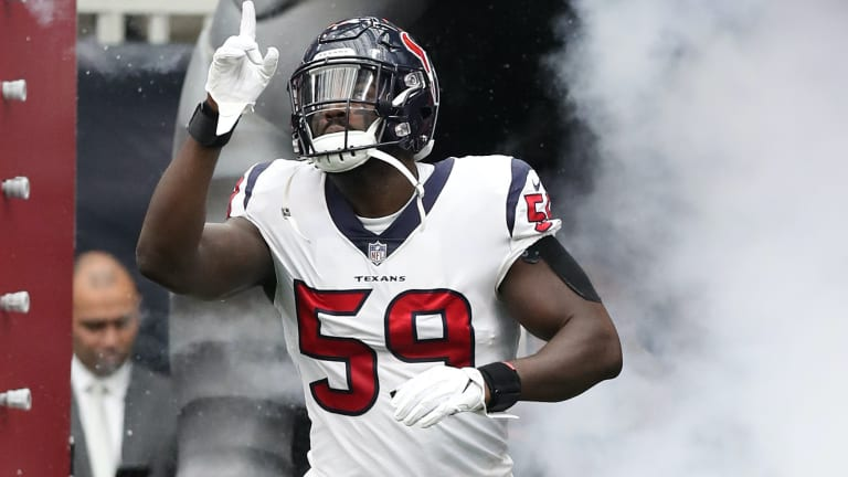 The Rundown: Texans Whitney Mercilus Remains Part of the Foundation