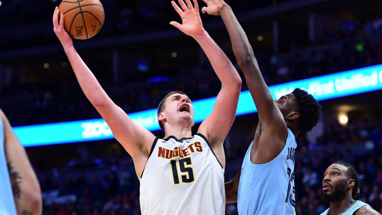 Jokic Was 'No Joke' As The Memphis Grizzlies Lost To The Denver Nuggets