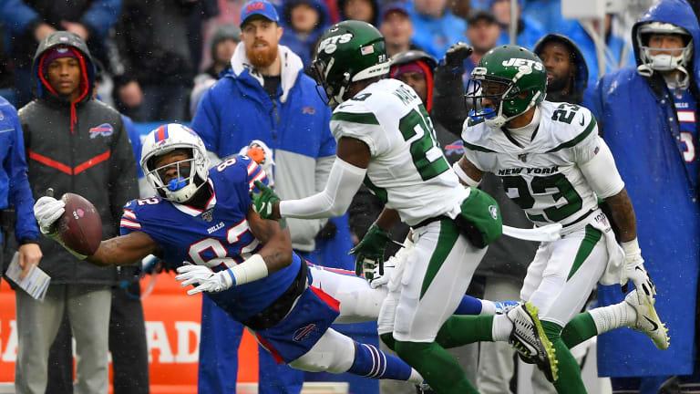 Bills Drop Regular Season Finale Against Jets
