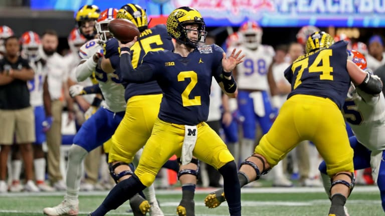 Questions We're Asking: Is A Close Bowl Loss Good Enough For Michigan?