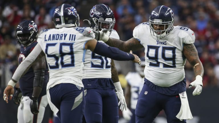 Titans Going Back to Playoffs, Back to New England