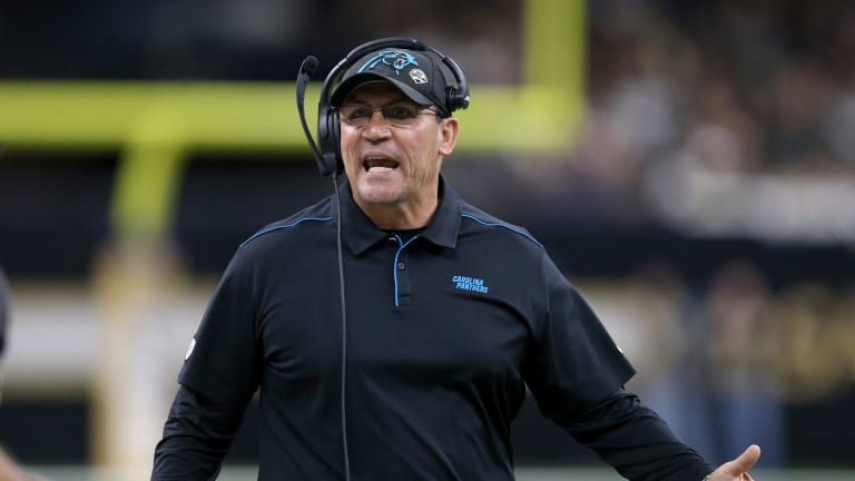 Rivera to Meet with Redskins Monday