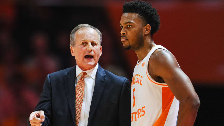 Sanning: Turner's Absence Had Everything To Do With Tennessee's Struggles