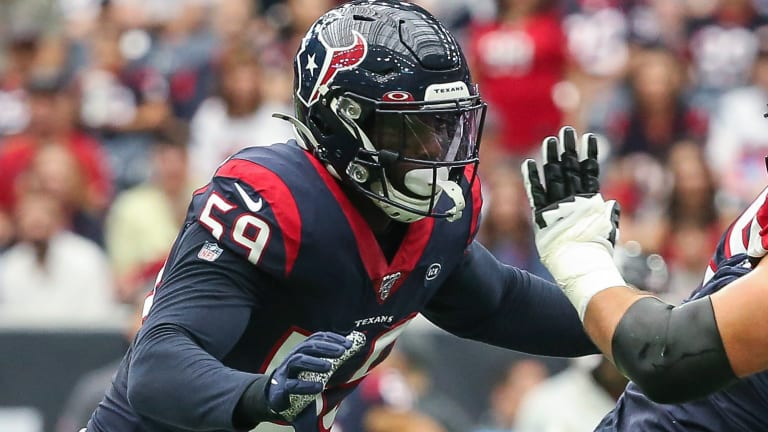 Whitney Mercilus' New Contract Shows the Shift in The Texans Philosophy