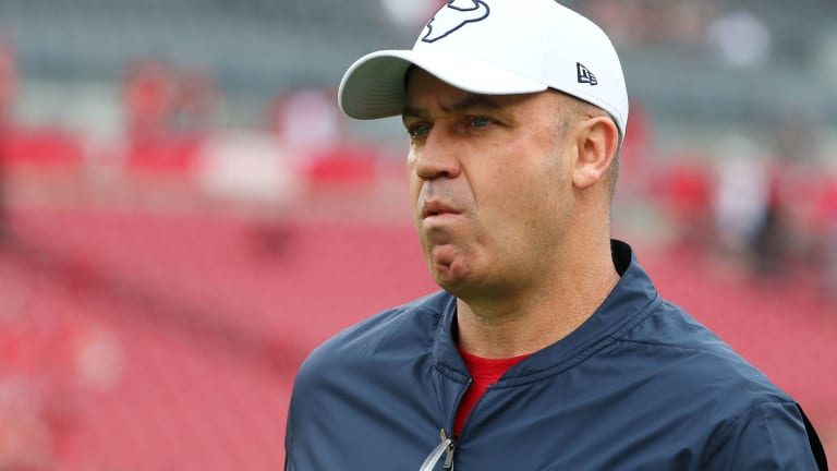 Bill O'Brien Makes the Right Call For The Texans Heading Into the Playoffs