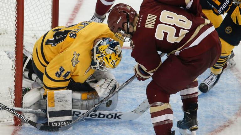Resetting the College Hockey Power Rankings