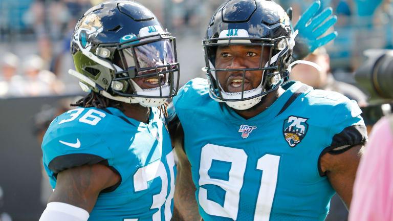 Jaguars vs. Colts: Week 17 Game Day Live Thread