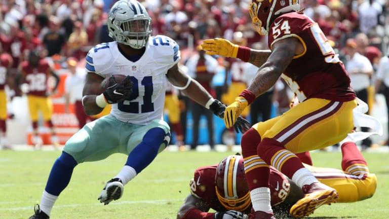 Dallas Cowboys vs. Washington Redskins Live Gameday Blog