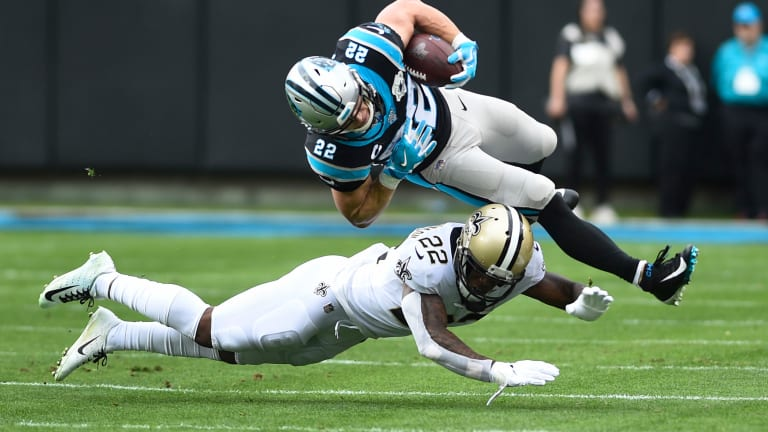Gameday Live Blog / Open Thread: Panthers vs. Saints