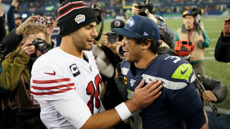 3 Up, 3 Down: Winners, Losers From Seahawks Week 17 Defeat vs. 49ers
