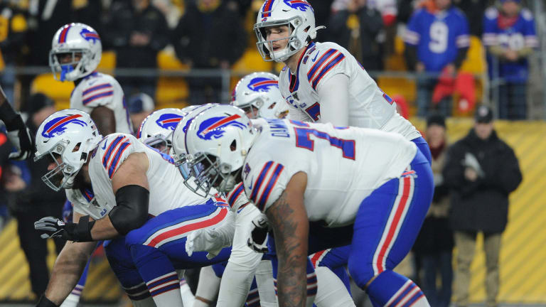 """Texans Preparing to Earn """"Every Blade of Grass"""" Against the Bills"""