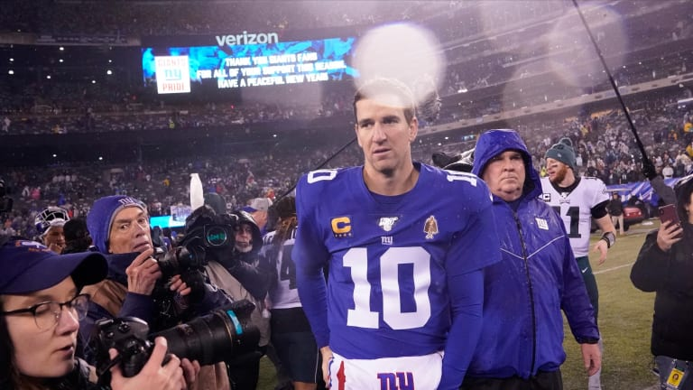 Eli Manning Expects to Decide His Future Sooner Than Later