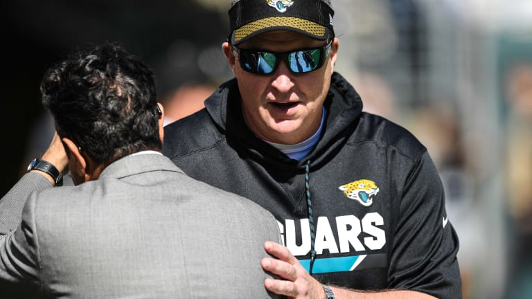 Report: Jaguars Owners Meeting With Doug Marrone on Tuesday