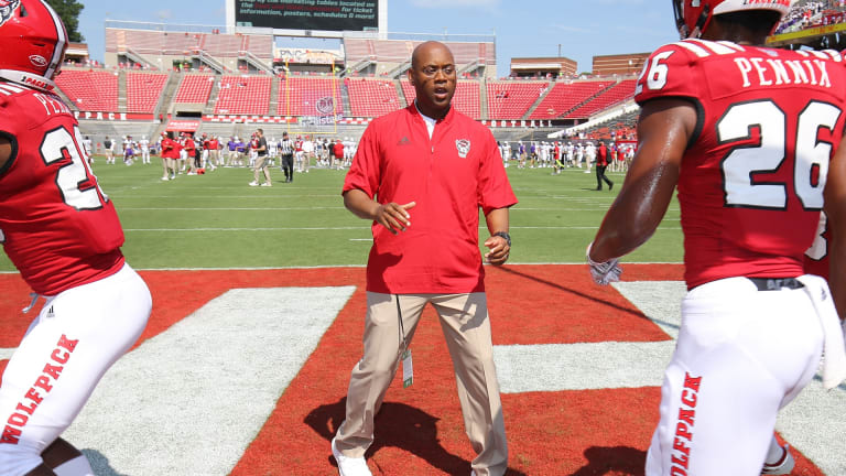 Football Coaching Staff Shakeup Continues