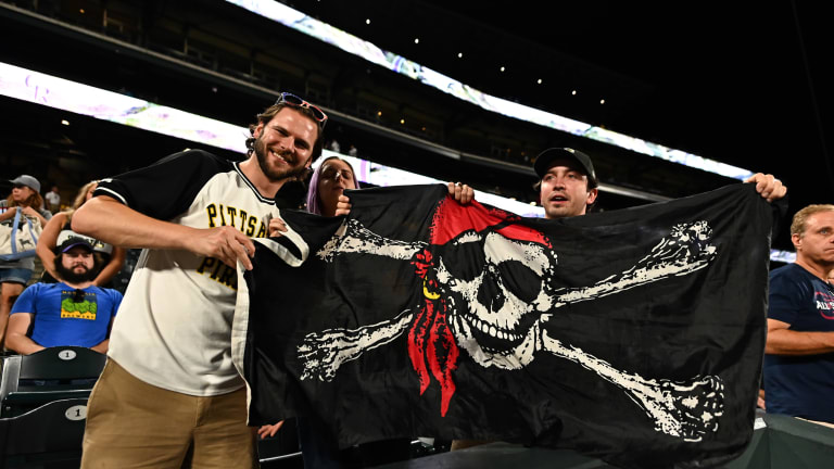 It's a New Year, New You for Pirates' Fans