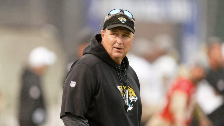 With Black Monday Come and Gone, Where Does Doug Marrone Stand With the Jaguars?
