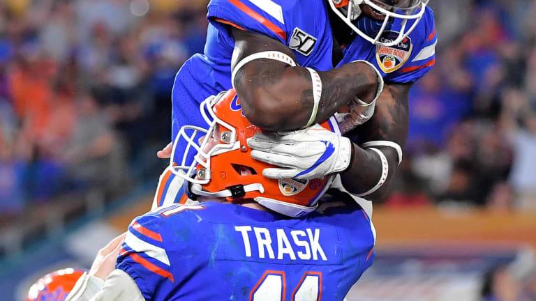 Gators Top Virginia, Win Orange Bowl 36-28