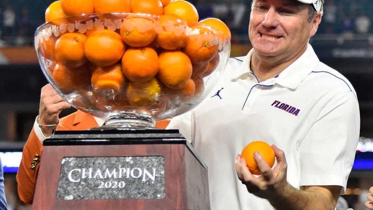 With Orange Bowl Victory, Dan Mullen Completes 180-Degree Swing