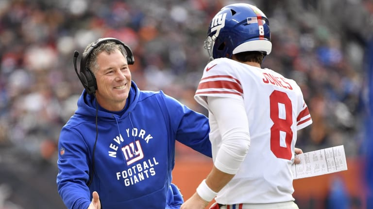 Giants Players Feel for Pat Shurmur