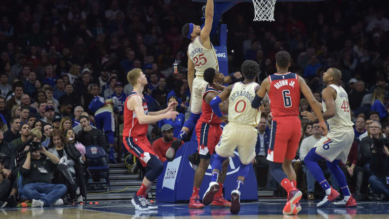 3 New Year's Resolutions for the Philadelphia 76ers
